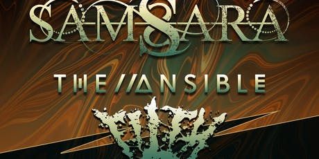 Samsara, The Ansible, Filth at Skylark Social Club tickets