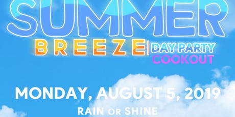 GO HARD Summer Breeze Day Party Cook out tickets