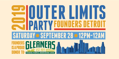 Founders Detroit: Outer Limits Party 2019 tickets
