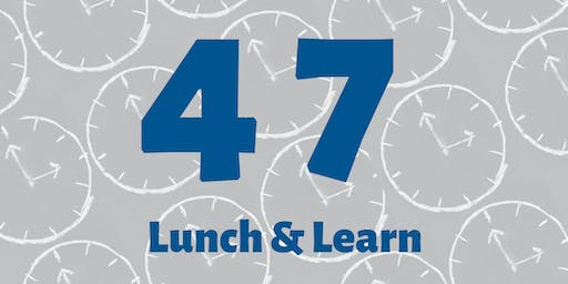 7MINUTES: Business Community: Lunch & Learn