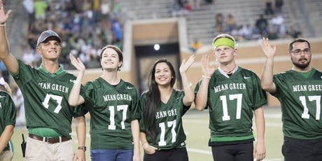 National Merit Ice Cream Social and Mean Green Football - Family Weekend tickets