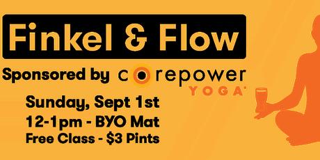 Finkel & Flow Sundays! tickets