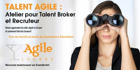 Talent Agile Workshop - Fall 2019 tickets