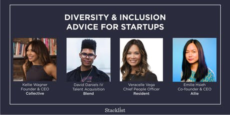 Diversity & Inclusion Advice for Startups tickets