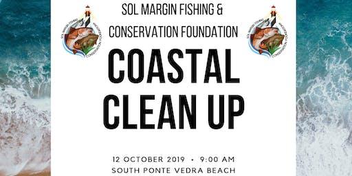 Coastal Clean-up: S. Ponte Vedra Beach (GTM)