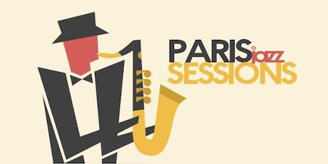 PARIS jazz SESSIONS | Cesar Poirier trio billets