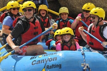 Mild & Wild Half Day Rafting Trip ( 2019-08-25 starts at 1:30 PM ) tickets