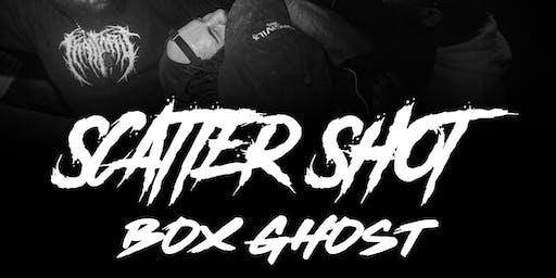 Scatter Shot, Box Ghost at Skylark Social Club