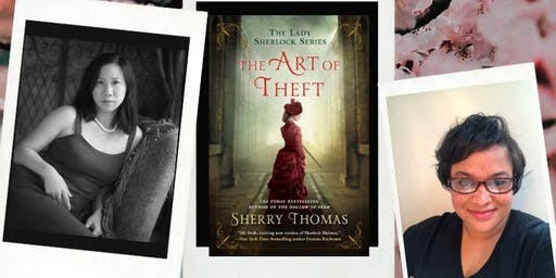 Sherry Thomas Book Signing