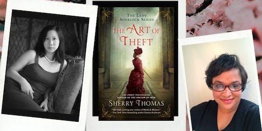 Sherry Thomas Book Signing