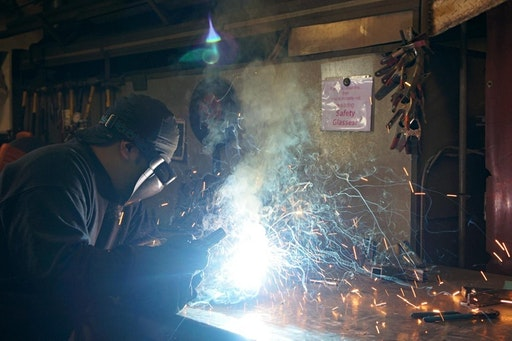 Intro to Stick Welding (01-25-2020 starts at 4:00 PM)