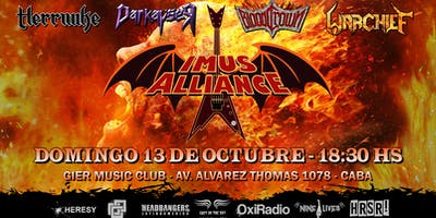 Imus Alliance - 13 de Octubre - Gier Music Club