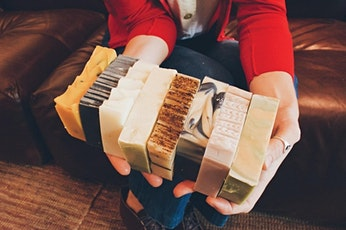 Beginner Soapmaking (12-22-2019 starts at 12:00 PM) tickets
