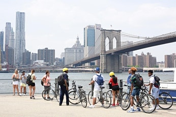 Private Bike Tour of the Brooklyn Bridge (04-22-2020 starts at 12:00 PM) tickets
