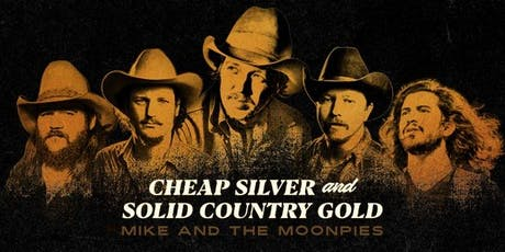 Mike and the Moonpies / Extra Gold / The Barlow tickets