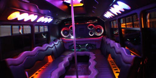 Party Bus + Nightclub (18+) | Laurier Brantford