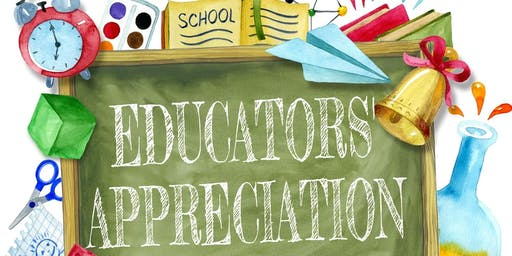 Community Educators' Appreciation Fair
