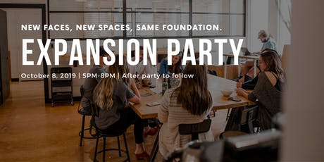 Homestead Coworking: Expansion Party tickets