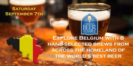 Journey Through Belgian Tap Takeover tickets