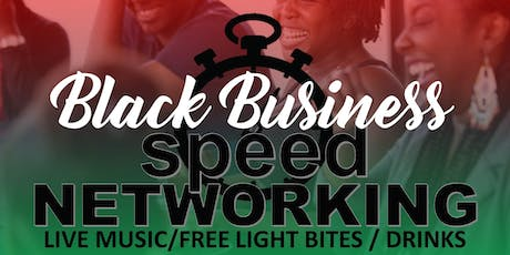 Black Business Speed Networking tickets