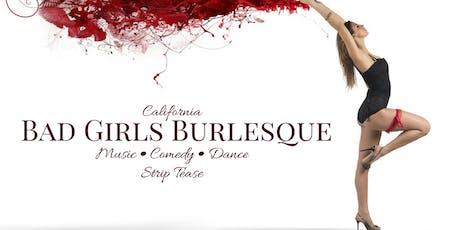 Palmer, AK | Spurs Bar & Grill | California Bad Girls Burlesque tickets