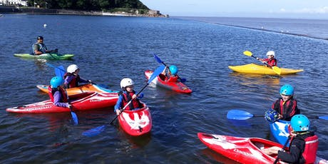 Kayaking and Canoeing Event tickets