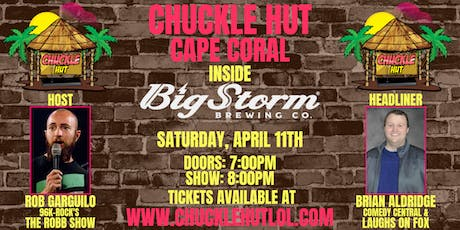 Chuckle Hut Comedy Show - Cape Coral tickets