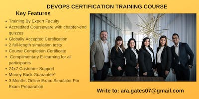 DevOps Certification Course in Trenton, NJ
