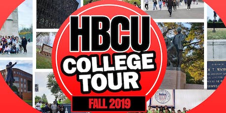 Dream Big Youth Travel-HBCU FALL '19 COLLEGE TOUR hosted by Dream Big Youth Travel, Inc. tickets