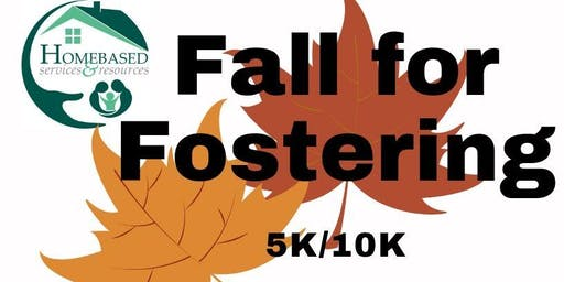 2019 2nd Annual Fall for Fostering 5K/10K