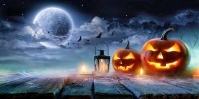 Halloween  At TAJ NYC