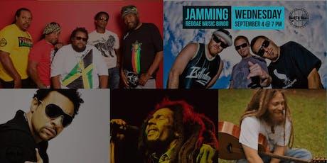 Jamming: Reggae Music Bingo tickets