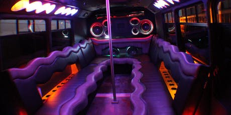Party Bus + Nightclub (17+) | Western & Fanshawe tickets