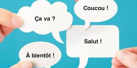 Bonjour à tous! French Conversation at ProBiz Centre tickets