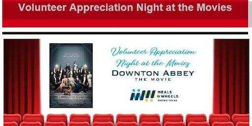 Volunteer Appreciation Night-Meals on Wheels Tulsa