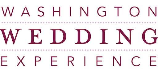 Washington Wedding Experience - September 15, 2019