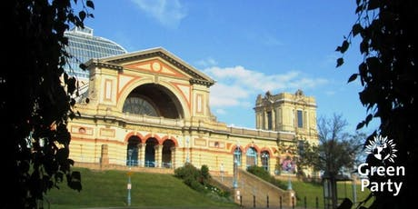 Hampstead to Alexandra Palace Walk tickets