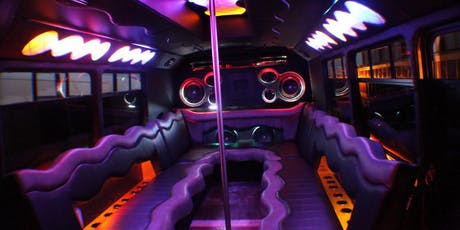 Party Bus + Nightclub (17+) | McMaster & Mohawk tickets