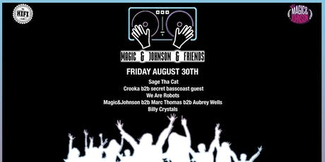 Magic & Johnson & Friends tickets