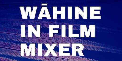 Wāhine in Film Mixer