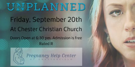 Unplanned Movie Night at Chester Christian Church tickets