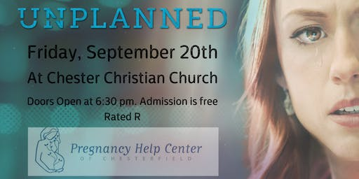 Unplanned Movie Night at Chester Christian Church