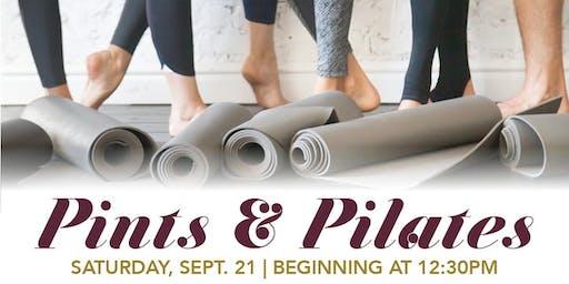 Pints & Pilates