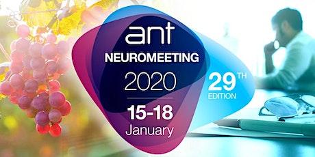 ANT Neuromeeting 2020 billets