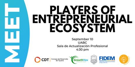 Reunión General | Ecosistema Emprendedor entradas