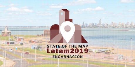 OSM Latam PY 2019 entradas