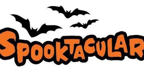 Spooktacular tickets