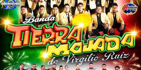 Banda Tierra Mojada - Celebrando  las Fiestas Patrias boletos