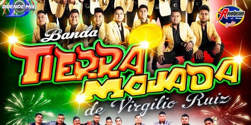 Banda Tierra Mojada - Celebrando  las Fiestas Patrias