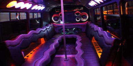 Party Bus + Nightclub (17+) | Brock tickets